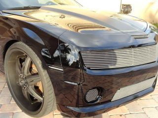 2010 Chevrolet Camaro Monster Edition Custom Wheels Lambo Doors and More