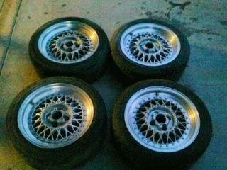 2 Piece American Racing 17x7 Wheels