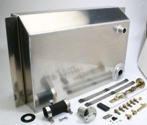 67 68 69 70 71 72 Chevy GMC C10 Truck Aluminum Bed Fill Gas Fuel Tank
