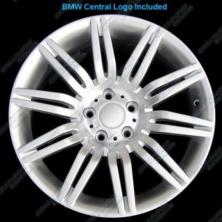 BMW Z4 1 3 5 6 7 x3 x5 x6 Series Wheels 19x9 5 Rims with Central Caps 4 New