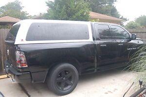 Leer 100XQ Truck Cap camper Shell Dodge RAM 2009 2014 Regular Cab Short Bed Hemi