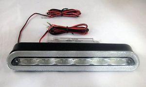 Truck Cap Brake Dome Light Combo Clear LED Leer 100XQ 180 180cc