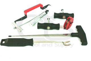 Windshield Repair Kit Universal Removal Tool Kit Auto Truck Windshields Glass