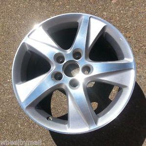 17 Acura TSX 2009 2010 2011 Machined Wheel Rim 71781 42700TL2A91 72700TL2A92