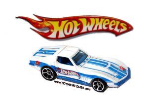 2012 Hot Wheels Mystery Models 2 1969 Chevrolet Corvette