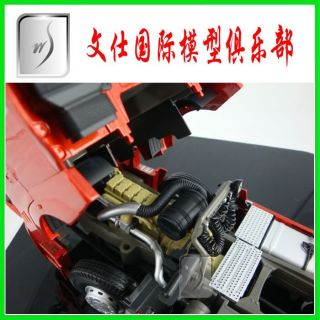 1 24 China Howo A7 Tow Truck Diecast Mint in Box
