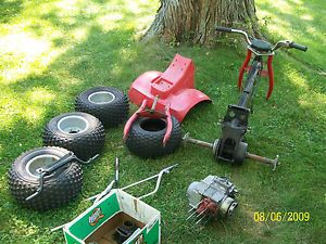 Honda ATC70 Parts Bike Great Parts