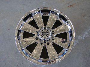 "4 20"" Silverado Sierra 2500 Dodge RAM 2500 Wheels Rims"