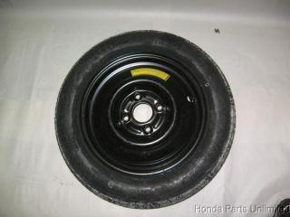 86 90 Acura Legend Spare Temporary Wheel Tire