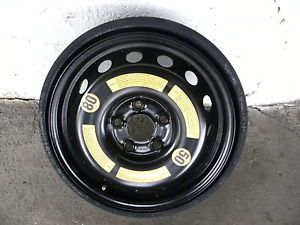 Spare Wheel Rim Doughnut Porsche Cayenne VW Touareg Audi Q7 Inflatable 18 Inch