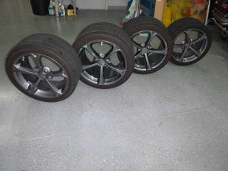 Corvette Grand Sport Wheel Set