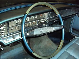 1964 Chrysler Crown Imperial Steering Wheel Parting Out Entire Car 413 SureGrip