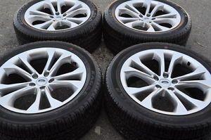 "19"" Ford Taurus Wheels Rims Tires 2013 2014 Factory Wheels"