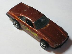 1977 Old Vtg Antique Collectible Diecast Hot Wheels Jaguar XJS Toy Car