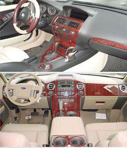 Chrysler PT Cruiser 06 08 Interior Wood Dash Kit Trim Parts Accessories