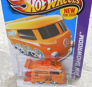 "Hot Wheels Custom VW ""Volkswagen Kool Kombi "" Mooneyes"