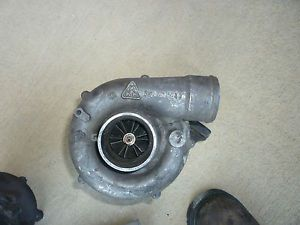 KKK Turbo Lot Used Turbos and Parts Audi Porsche K26 K24 Flange Mercedes Diesel