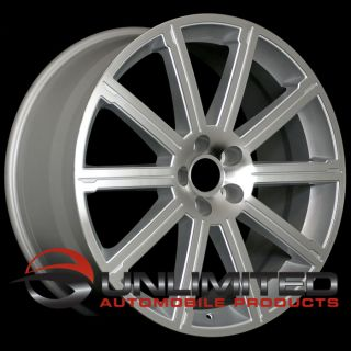 """22"""" Silver Range Rover Wheels Rims Fit Range Rover Sport Supercharged 2002"""
