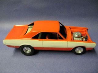 Revell '68 Dodge Hemi Dart Project Parts
