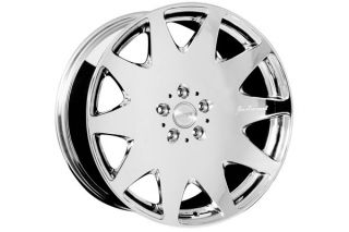 """22"""" Benz W221 S400 S550 S600 MRR HR3 Concave VIP Chrome Staggered Wheels Rims"""
