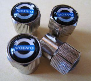 Volvo Valve Caps Tires Rims Wheels S60R S60 T6 S70 S40 C30 C70 XC60 XC70 XC90