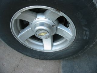 1999 Chevy Tahoe Limited Wheels Tires Packaged Used