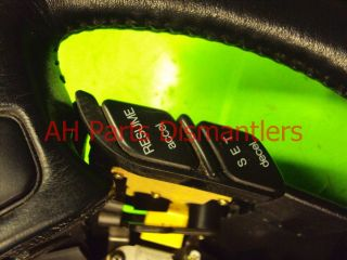 91 92 93 94 95 96 97 98 99 Acura NSX Steering Wheel Black 78510 SL0 A82ZA