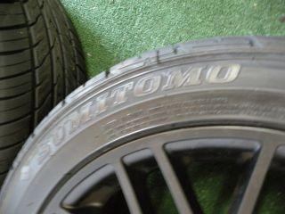 "17"" Black Wheels Fits BMW E60 5 Series 525 528 530 535 545 550 Tires E34 E31 E32"
