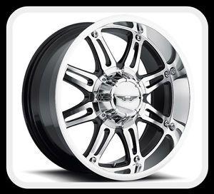 American Eagle 027 Wheels Rims 20x9 Fits Chevy GMC Silverado Sierra 1500