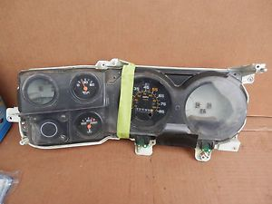 1973 87 Chevy GMC Truck Blazer Cluster Speedometer GM 32K 85 MPH for Parts