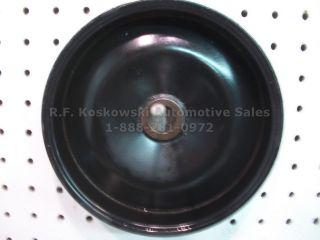 Chevy GMC Pickup Truck Power Steering Pump Pulley 10085755
