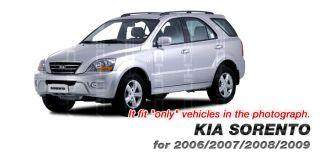 Chrome Side Mirror Cover Garnish Molding Trim for Kia 2003 2009 Sorento