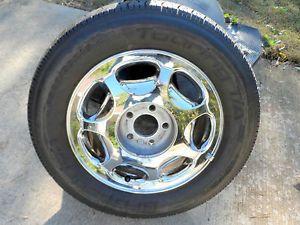Buick LeSabre Park Avenue Riviera Factory Wheel Rim 4020 Chrome 1995 2002
