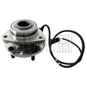 New Front Wheel Hub Bearing w ABS Sensor 4WD 4x4 Chevy GMC Oldsmobile Isuzu