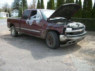 Chevy GMC Pickup Truck Rear High Mount Stop Lamp Light Assembly Third Brake
