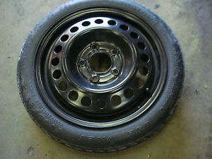 125 70 15 Space Saver Temporay Spare Tire Rim Wheel Olds Intrigue Oldsmobile 01