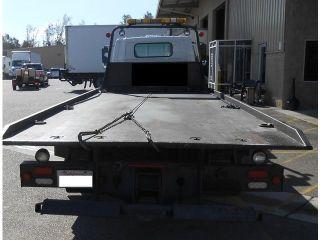 06 Isuzu NRR 19ft Rollback Tow Truck Wrecker Wheel Liff W5500 Century Steel Bed