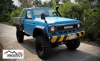 "Toyota Ford Ranger Hilux Isuzu L200 Nissan 5"" Wheel Fender Flares Extension"