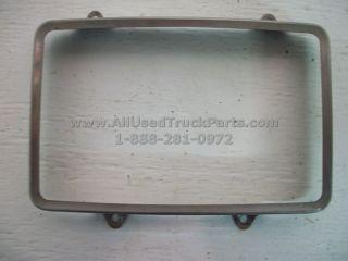 Chevy GMC Truck Headlight Bucket Trim Ring S10 Sonoma Blazer Jimmy