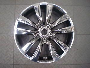 """74633 Kia Sorento 18"""" Factory Black Chrome Wheel Rim"""