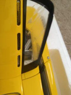 Minichamps 1 12 McLaren F1 GTR Roadcar Yellow Original Edition RARE Used