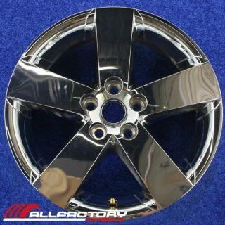 "Pontiac G6 17"" 2010 10 Factory Used Chrome Wheel Rim 6653"