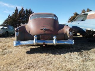 1950 Oldsmobile 98 Club Sedan Fastback Rat Rod Restoration or Parts