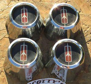 Oldsmobile Cutlass Rally Wheels