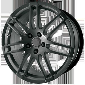 New 17'' Audi RS4 Replica Wheel 17x7 5 5x112 Gun Metal Wheels Rims