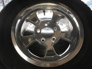 15 Trailer Radial Tire Wheel