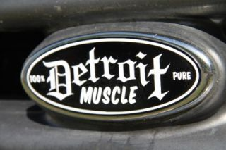 Ford Emblem Graphic 2005 2009 F250 550 2006 2008 F150 Detroit Muscle