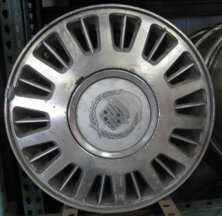 "15"" 15x6 Cadillac DeVille Factory Wheel Rim 4504"