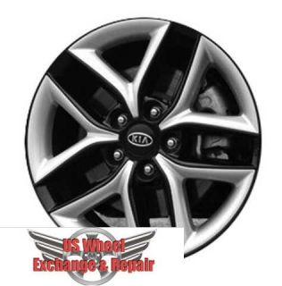 Kia Forte Factory Wheel Rim 74647 Silver 2010 2011 2012
