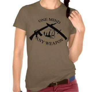 U.S. Marine Corps Martial Arts T Shirts